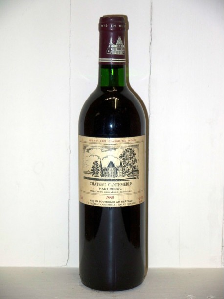 Château Cantemerle 1990