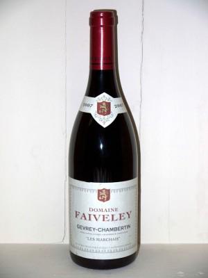 "Gevrey-Chambertin ""Les Marchais"" 2007 Domaine Faiveley"