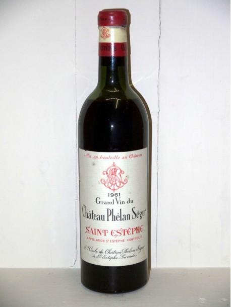 Château Phélan Ségur 1961