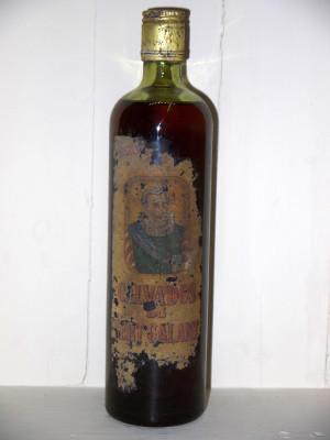 Calvados ancien Calvados du vert Galant présumé des années 1950