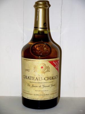 Vins de collection Jura Château Chalon 1992
