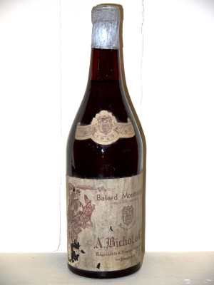 Vins grands crus Chassagne-Montrachet - Puligny-Montrachet Batard Montrachet 1947 Maison Albert Bichot