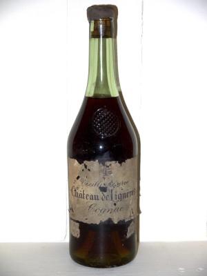 Cognac de collection Cognac Vieille Reserve Château De Ligneres
