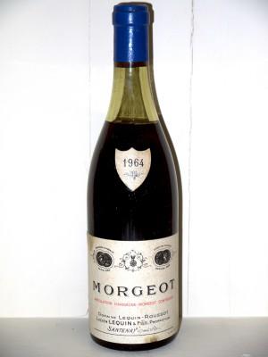 Morgeot 1964 Chassagne-Morgeot Domaine Lequin-Roussot