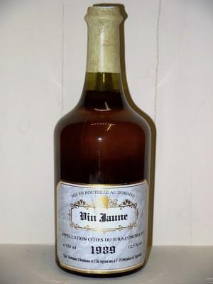 Domaine Blondeau Vin Jaune 1989