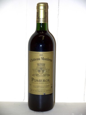 Château Monbrun 1995