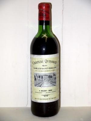 Château Quinault 1971