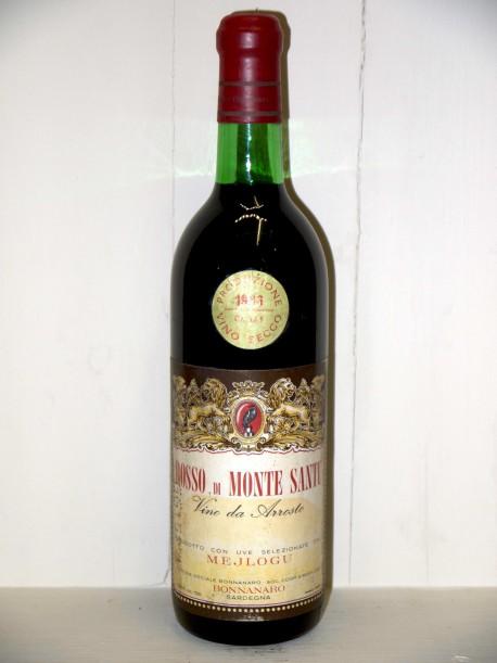 Rosso Di Monte Santu 1966