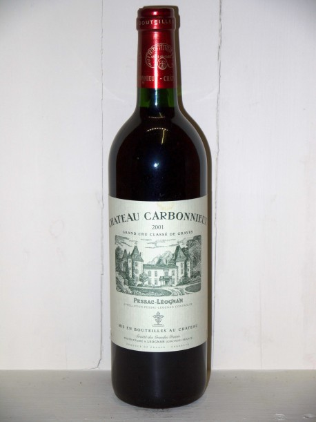 Château Carbonnieux 2001