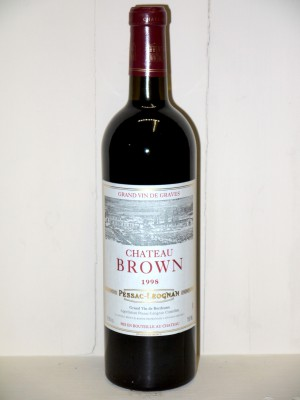 Château Brown 1998
