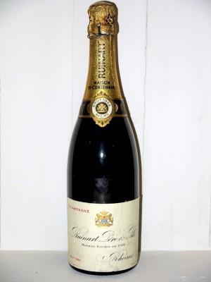Champagne Ruinart Brut 1955