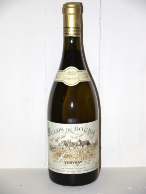 Grands vins Sauternes - Barsac - Loupiac Clos du Bourg 1992 Demi-Sec Domaine Huet