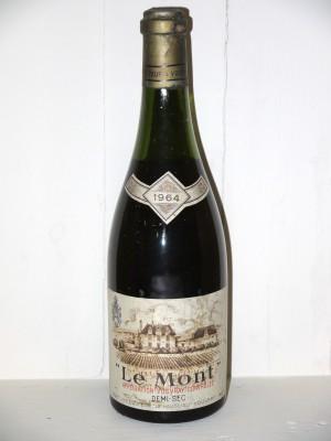 Le Mont Demi-Sec 1964 Domaine Huet