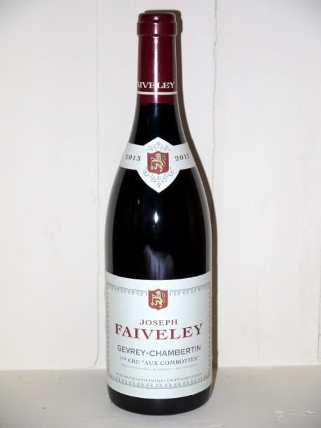 Gevrey-Chambertin 2013 1er Cru Aux Combottes Domaine Faiveley