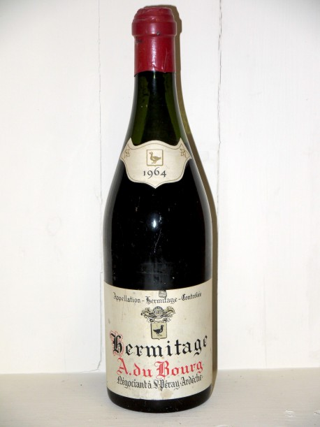 Hermitage 1964 A. du Bourg
