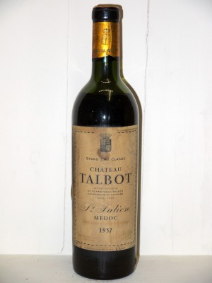Château Talbot 1957