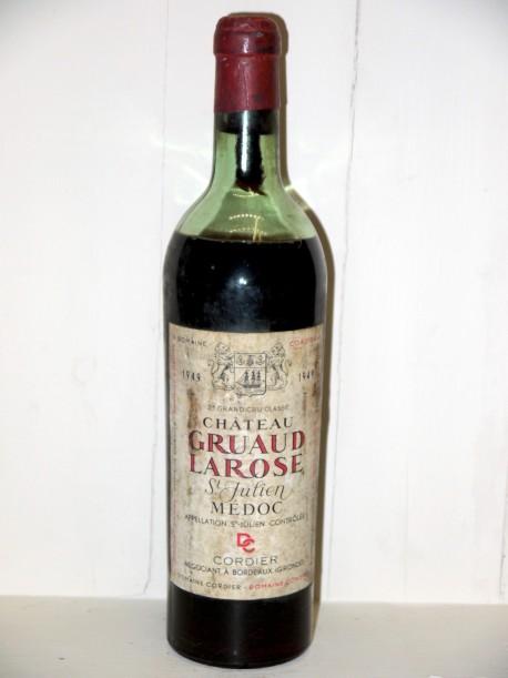 Château Gruaud Larose 1949