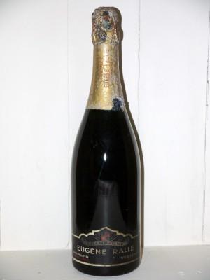 Champagne Eugene Ralle Cuvée Reservée 1955