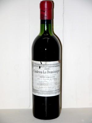 Château La Dominique 1966