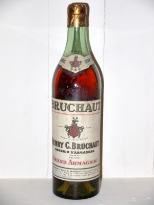 Grand Armagnac Henry C. Bruchaut