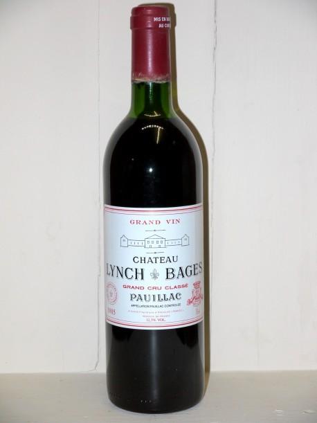 Château Lynch Bâges 1985