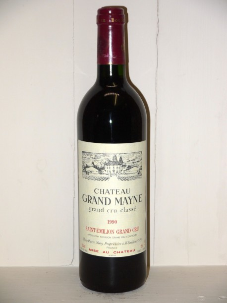 Château Grand Mayne 1990