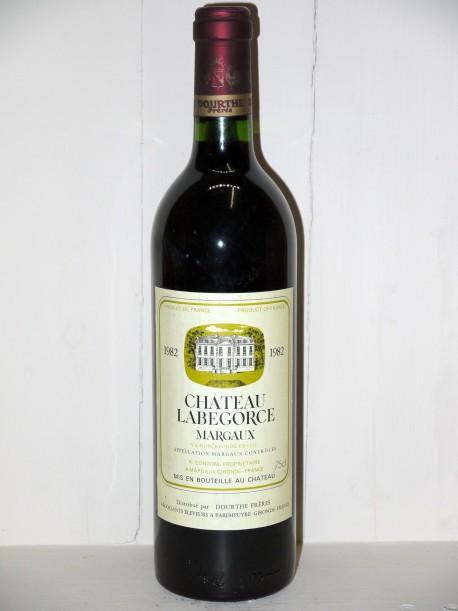 Château Labegorce 1982