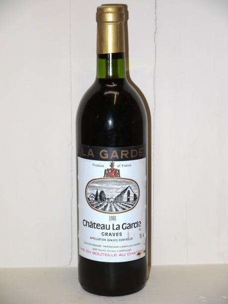 Château La Garde 1981