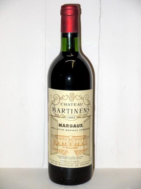Château Martinens 1982