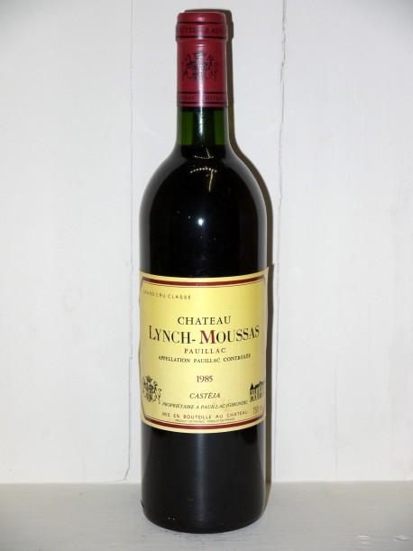 Château Lynch Moussas 1985