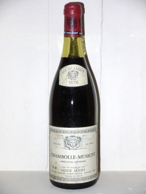 Chambolle-Musigny 1976 Maison Louis Jadot