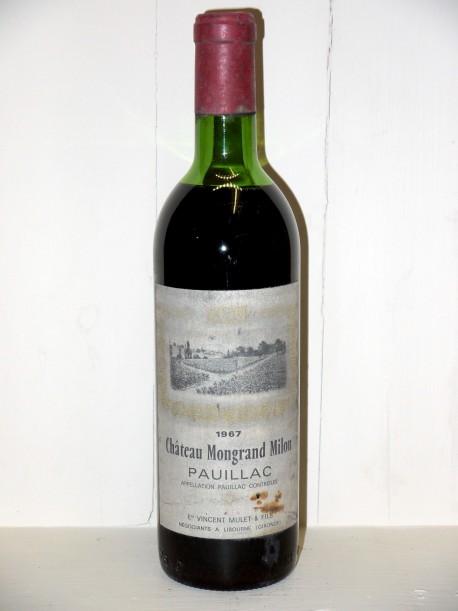 Château Mongrand Milon 1967