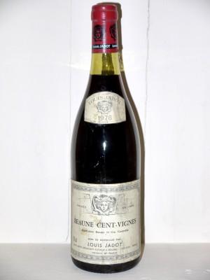 Beaune Cent Vignes 1976 Maison Louis Jadot