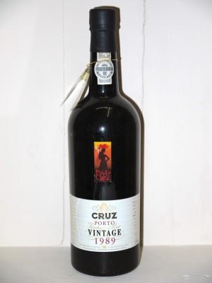 Cruz Porto Vintage 1989