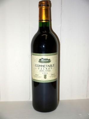 Grands vins Autres appellations de Bordeaux Connétable de Talbot 1994