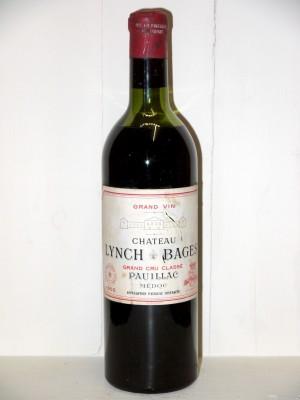 Château Lynch Bages 1955