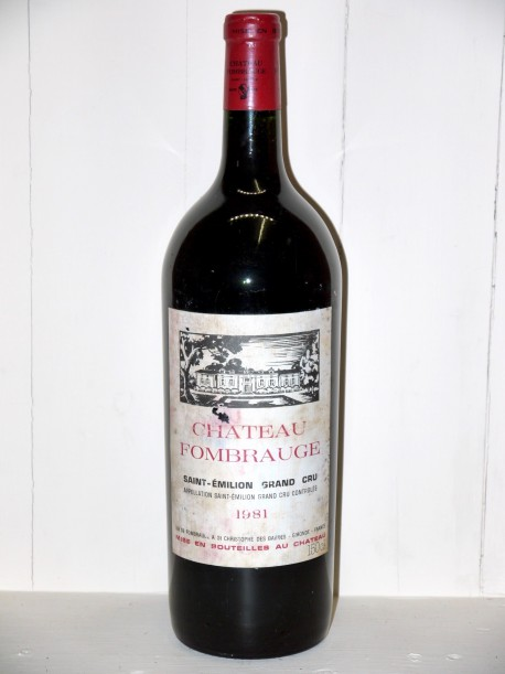 Magnum Château Fombrauge 1981