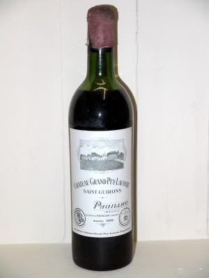 Château Grand Puy Lacoste 1959