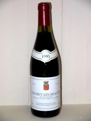 """Chorey-les-beaune """"les Beaumonts"""" 1995 Domaine Machard De Gramont"""