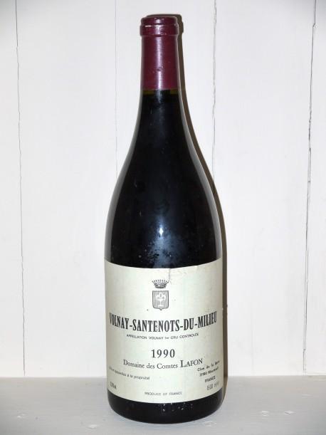 Magnum Volnay Santenots Du Milieu 1990 Domaine des Comtes Lafon