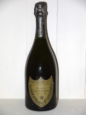 Champagne Dom Perignon 1978