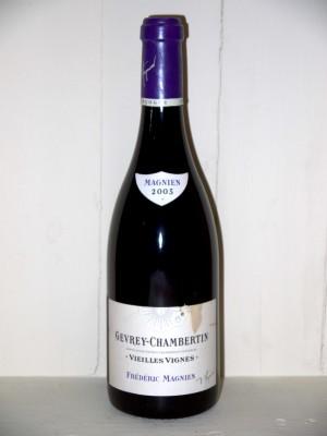 Gevrey-Chambertin 2003 Vieilles Vignes Frederic Magnien