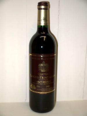 Grands vins Pauillac Château Larose-Trintaudon 2001