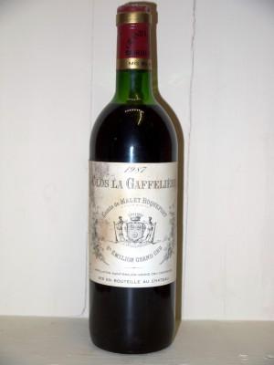 Clos la Gaffelière 1987