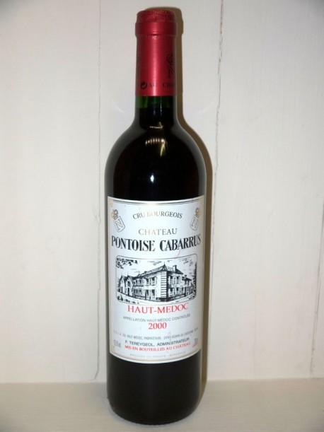 Château Pontoise Cabarrus 2000