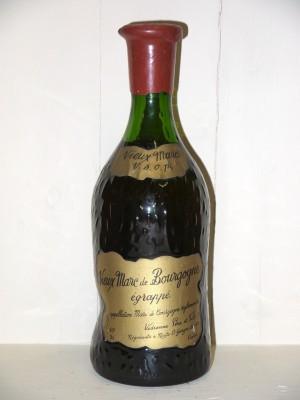 Eau de Vie millesime Vieux Marc de Bourgogne égrappé Védrenne Père et fils