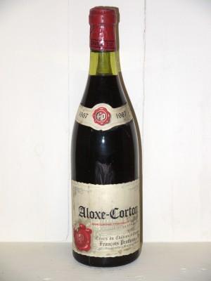 Aloxe Corton 1967 Domaine François Protheau