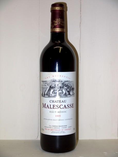 Château Malescasse 1999