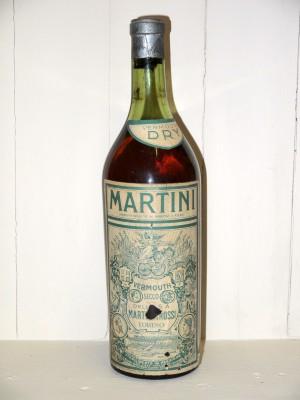 Vermouth Dry Martini Années 1950