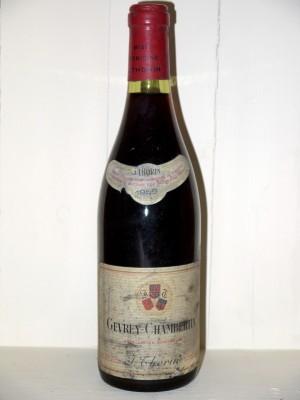 Gevrey-Chambertin 1959 J.Thorin